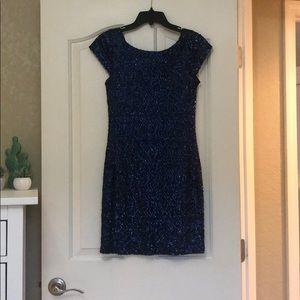 Sequin elegant Dress